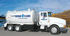 COMMERCIAL AND INDUSTRIAL WASTEWATER RECYCLING Tanker Lorry